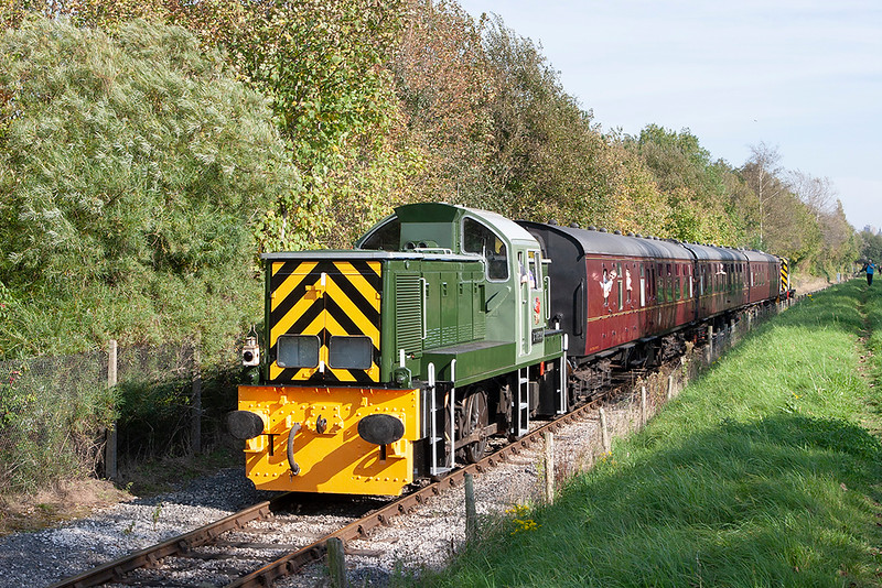 D9539 Preston Docks 1/10/2011