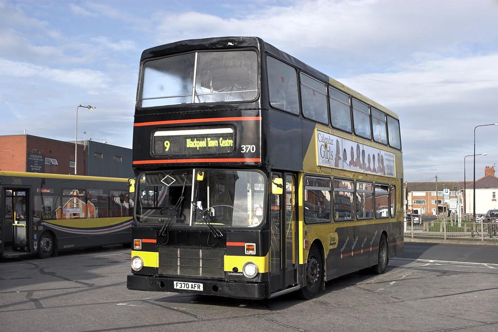 370 F370AFR, Cleveleys 2/11/2011