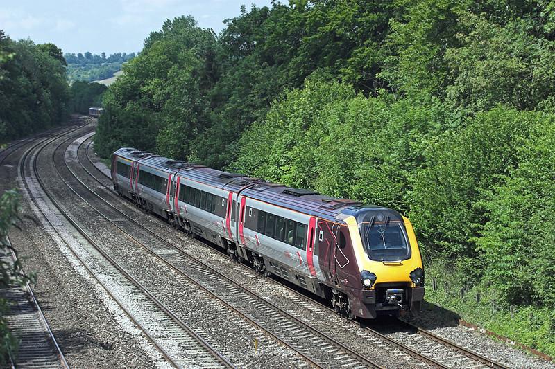 220006 Tilehurst 3/6/2011<br /> 1V85 0700 Edinburgh-Reading