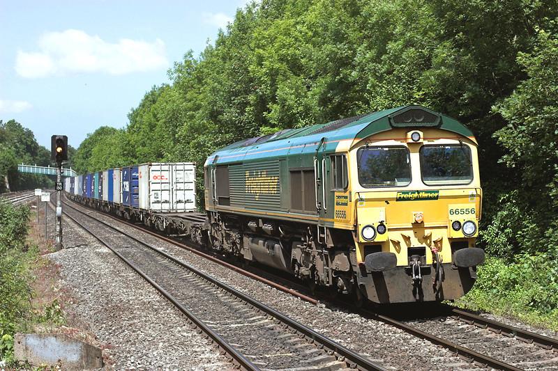 66556 Tilehurst 3/6/2011<br /> 4O54 0615 Leeds FLT-Southampton MT