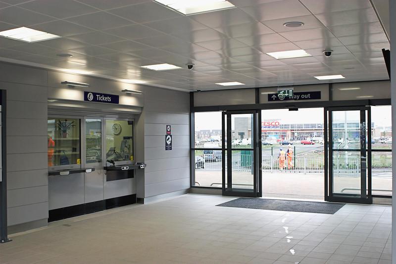 Buckshaw Parkway Station Opening Day, 3/10/2011
