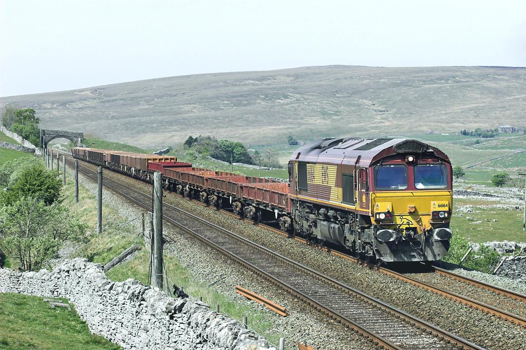 66164 Selside Shaw 4/5/2011<br /> 6K05 1218 Carlisle Yard-Basford Hall