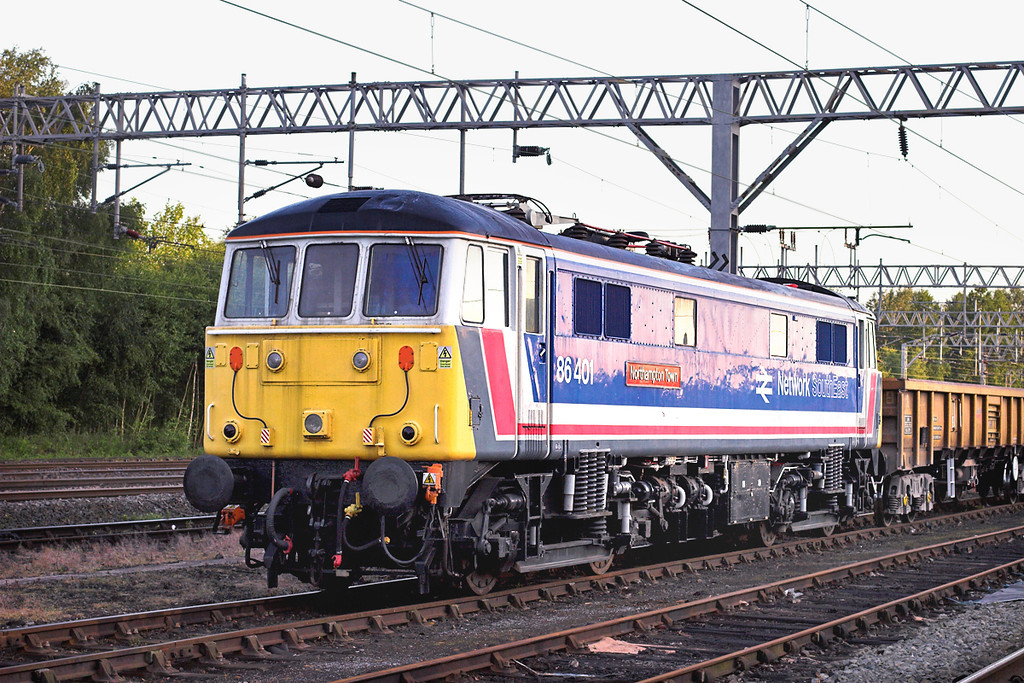 86401 Crewe 4/6/2011