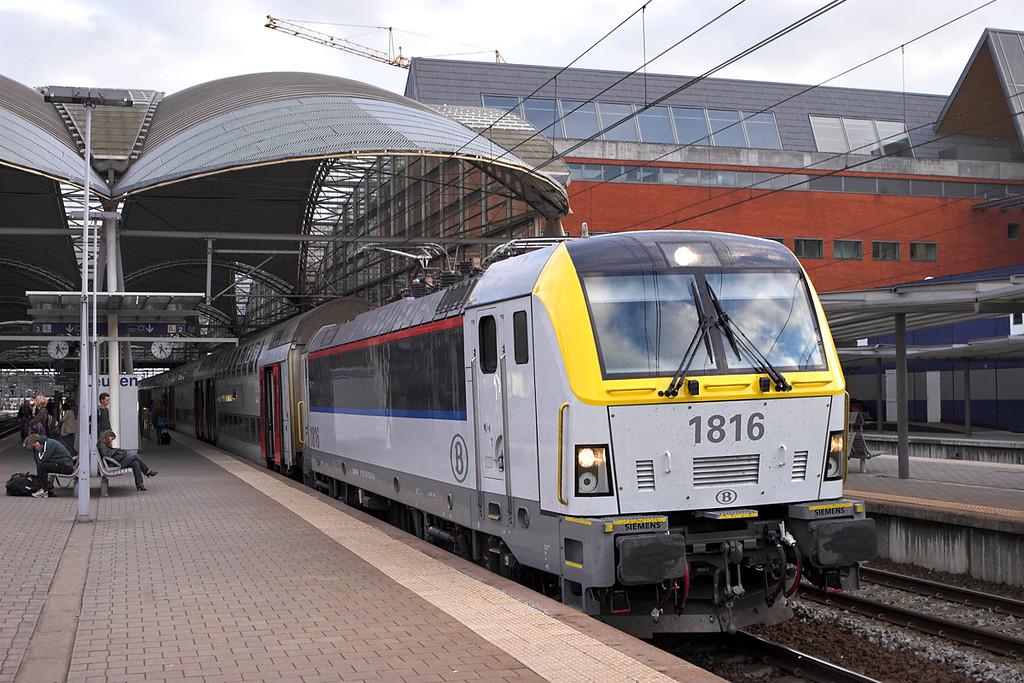 1816 Leuven 5/10/2011<br /> IC2239 1712 Genk-Gent St Pieters