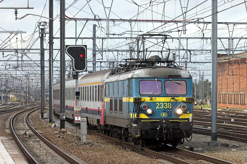 2338 Leuven 5/10/2011<br /> IC8352 1738 Bruxelles Midi-Landen