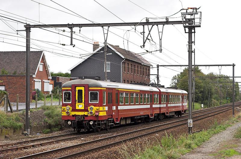 174 Braine-Le-Comte 5/10/2011<br /> IC3682 1123 Leuven-Braine Le Comte