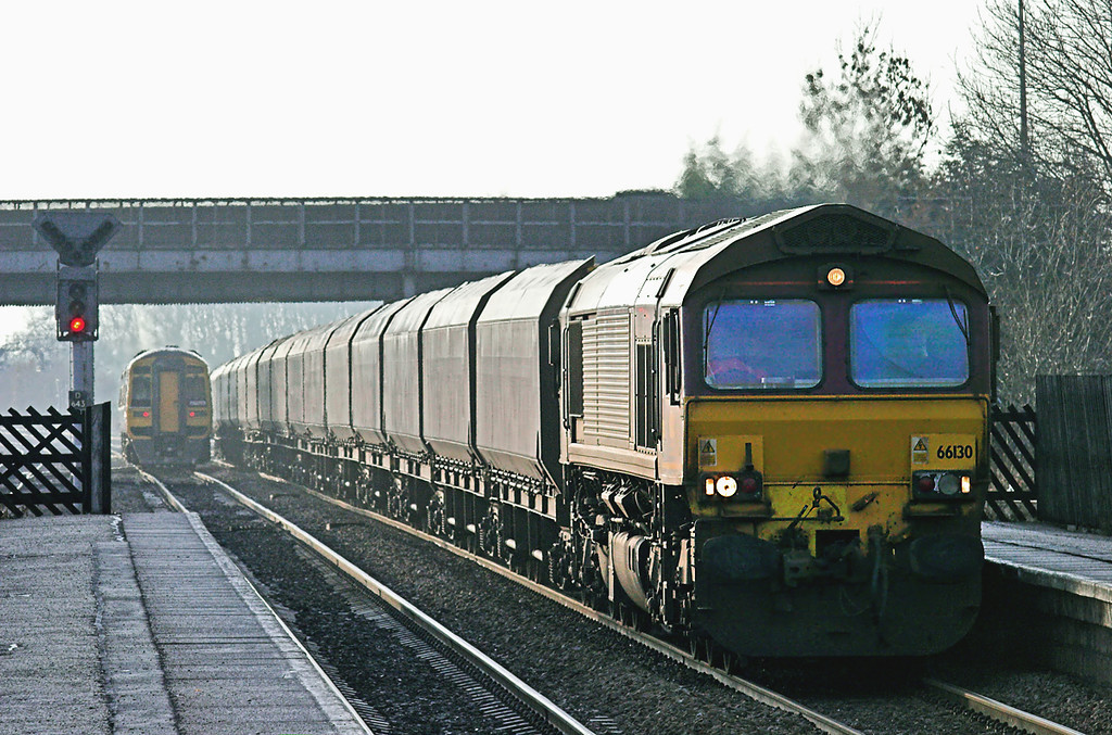66130 Hatfield And Stainforth 6/1/2011<br /> 4R36 1145 Drax PS-Immingham Coal