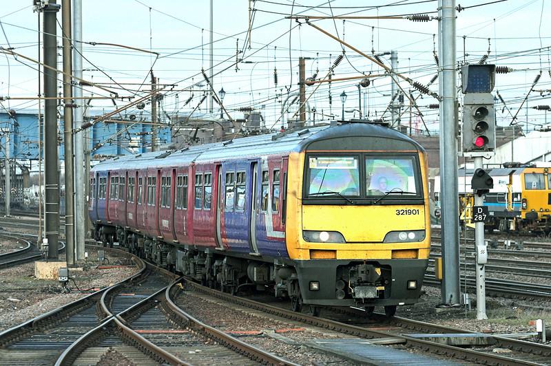 321901 Doncaster 6/1/2011<br /> 2B19 1419 Leeds-Doncaster