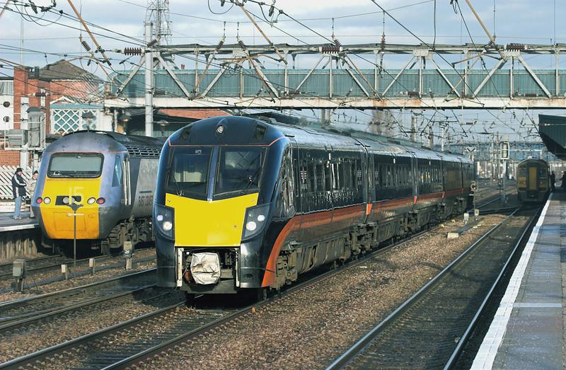180114 Doncaster 6/1/2011<br /> 1A61 0918 Sunderland-London Kings Cross