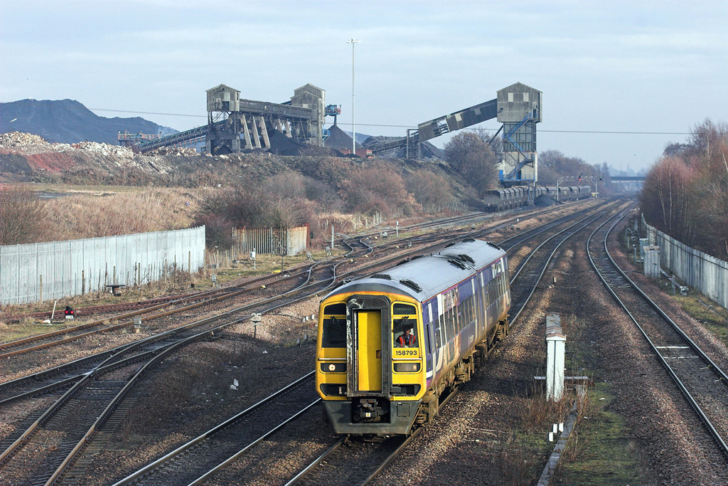 158793 Hatfield and Stainforth 6/1/2011<br /> 2C43 1122 Hull-Doncaster