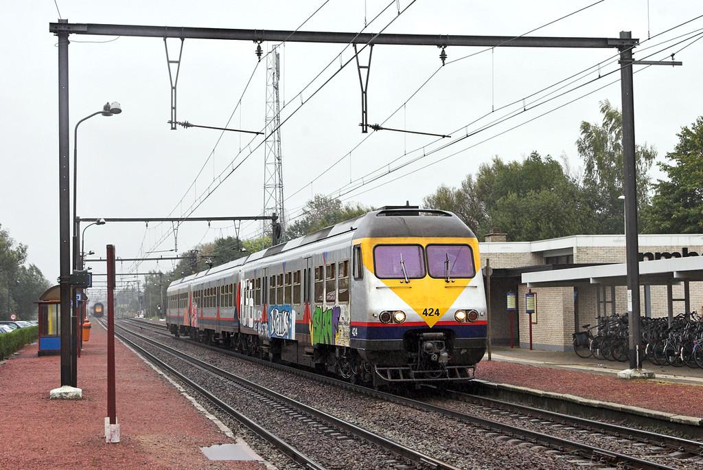 424 Schulen 6/10/2011<br /> R2481 1039 Hasselt-Leuven