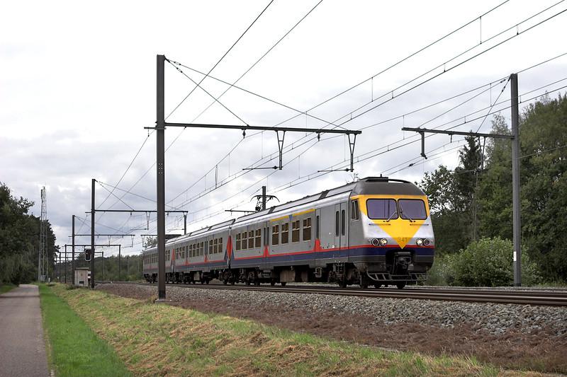 341 Testelt 6/10/2011 <br /> IR2914 1431 Antwerpen Centraal-Liège Guillemins