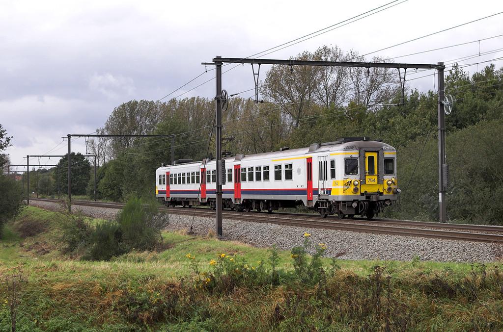 754 Schulen 6/10/2011<br /> R2462 1234 Leuven-Hasselt