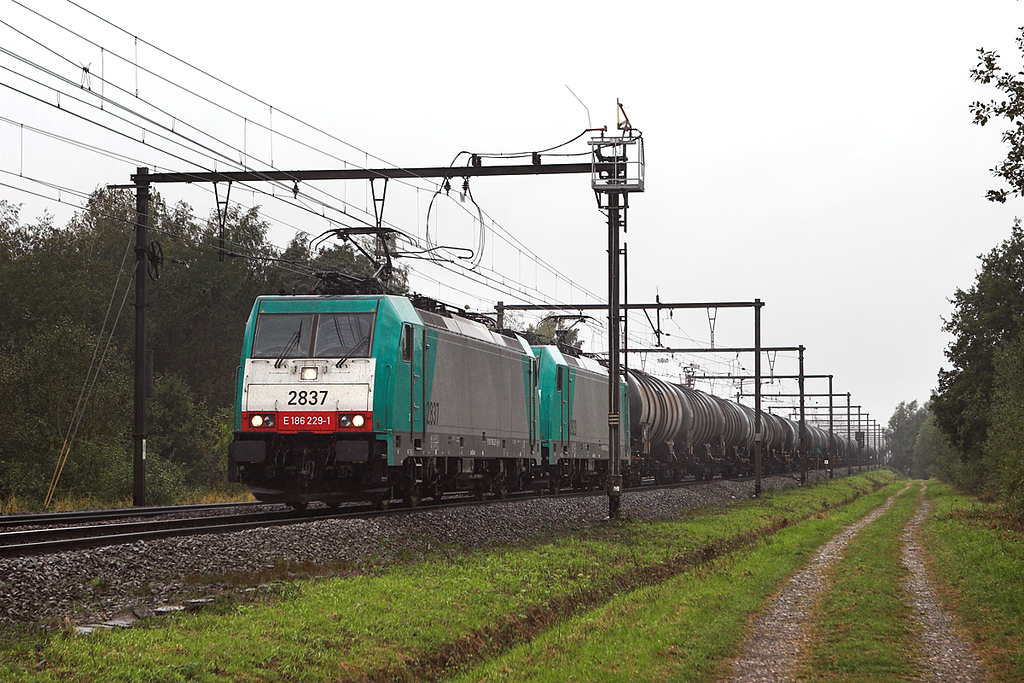 2837 and 2823, Schulen 6/10/2011