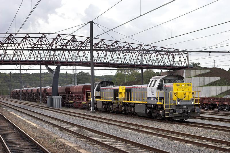 7789 and 7777, Aarschot 6/10/2011