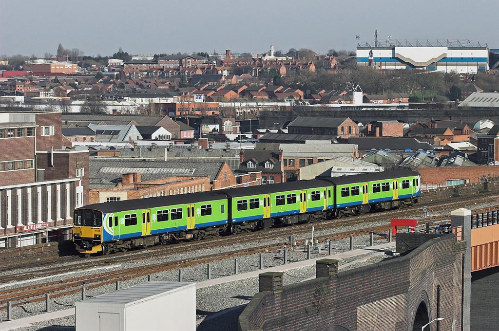 150016 Birmingham Moor Street 7/3/2011<br /> 2C48 1400 Great Malvern-Dorridge