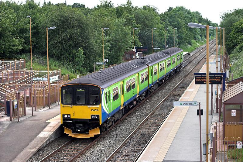 150019 Whitlocks End 7/6/2011<br /> 2K17 1039 Whitlocks End-Kidderminster
