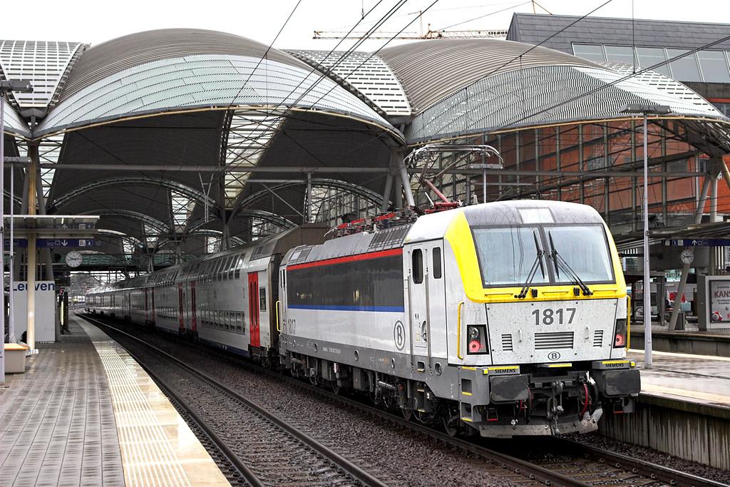 1817 Leuven 7/10/2011<br /> IR7016 0741 Kortrijk-Landen