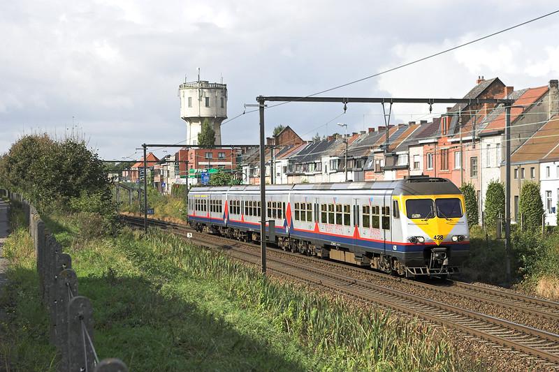 428 Wetteren 7/10/2011<br /> IC2212 1208 Gent St Pieters-Genk