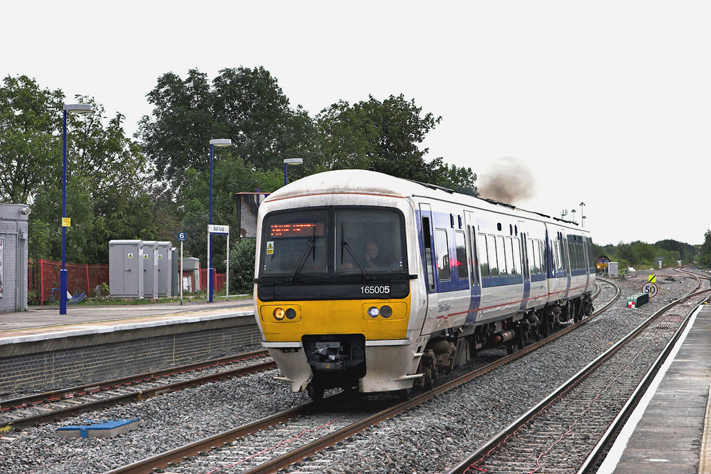 165005 South Ruislip 8/9/2011<br /> 2W27 1143 London Marylebone-High Wycombe