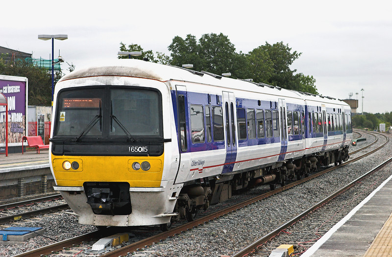 165015 South Ruislip 8/9/2011<br /> 1U28 1210 London Marylebone-Banbury