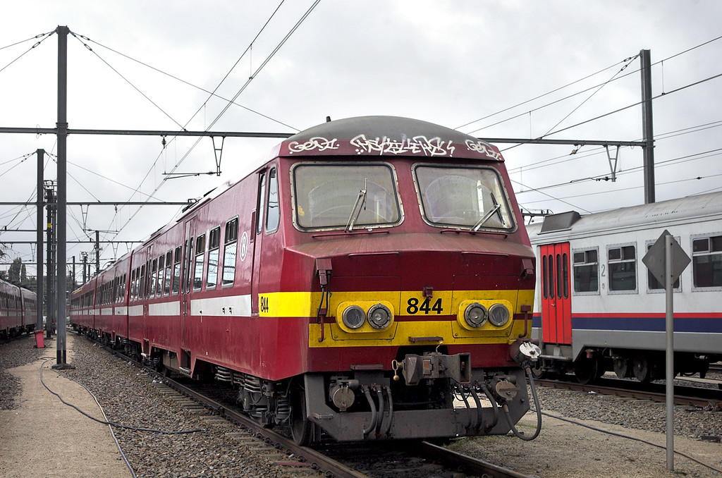 844 Charleroi Sud AT 8/10/2011