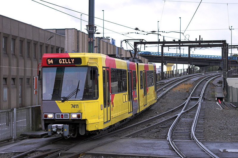 7411 Charleroi Sud 8/10/2011