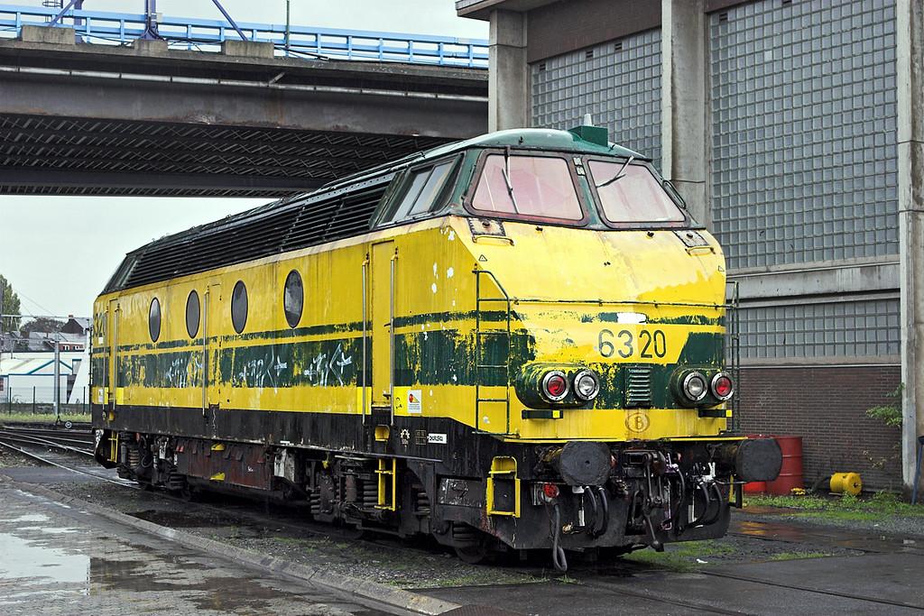 6320 Charleroi Sud 8/10/2011