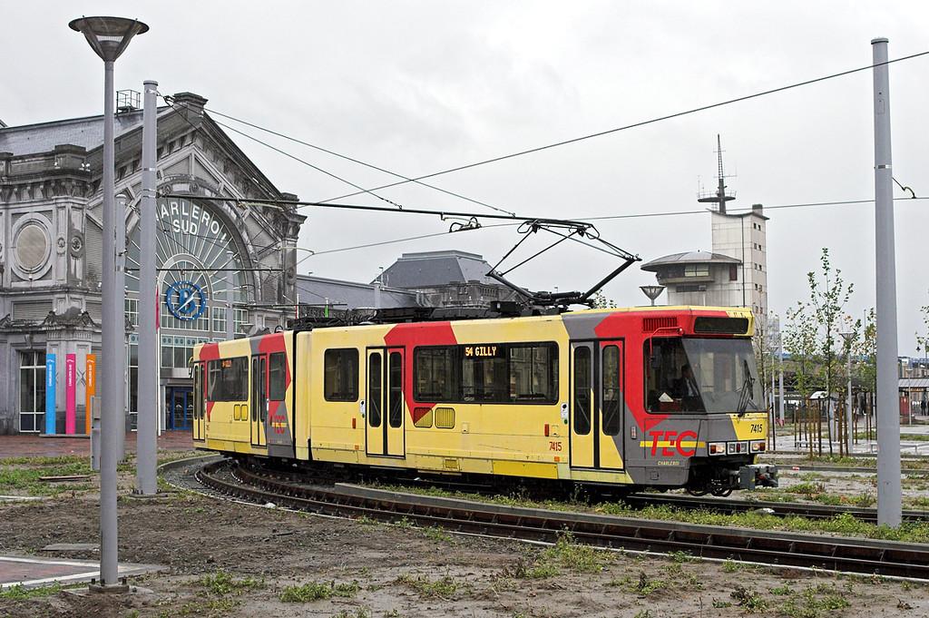 7415 Charleroi Sud 8/10/2011