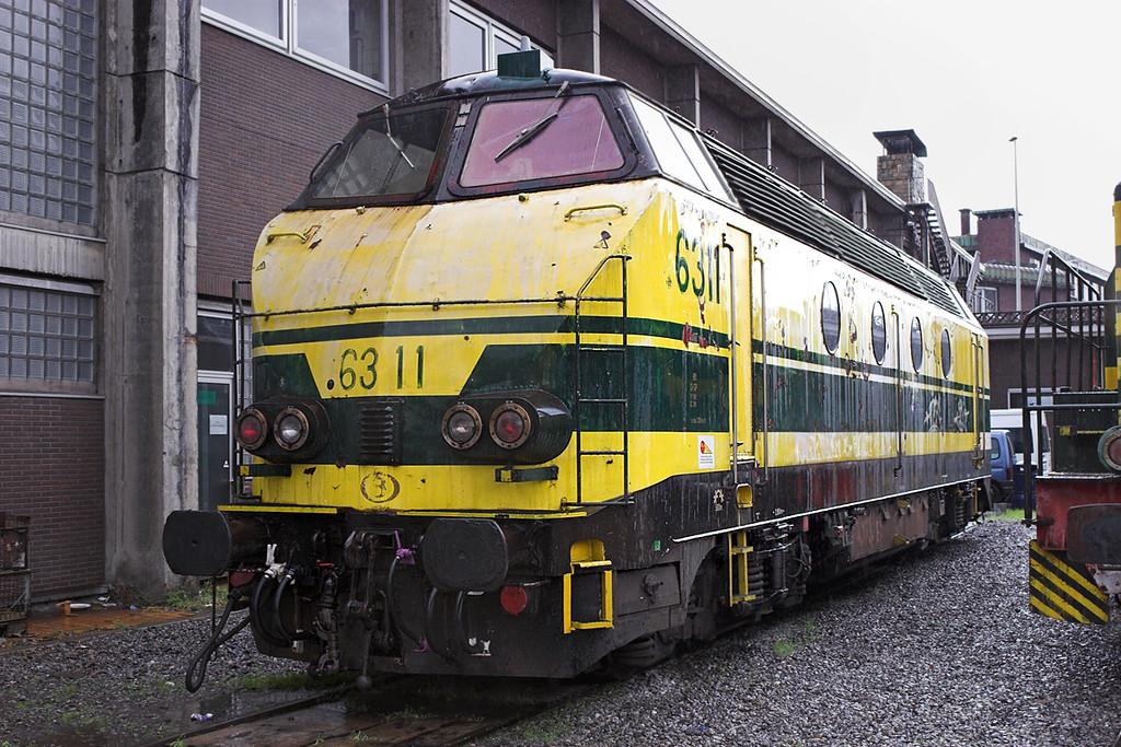 6311 Charleroi Sud 8/10/2011