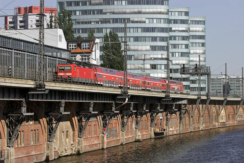 143233 Berlin-Jannowitzbrücke 9/5/2011<br /> RB18924 1555 Berlin Schönefeld Flughafen-Nauen