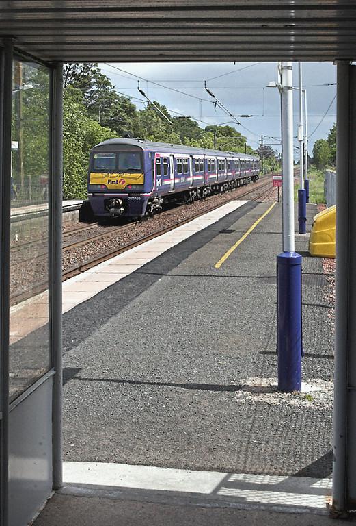 322485 Longniddry 9/6/2011<br /> 2Y12 1114 Edinburgh-North Berwick