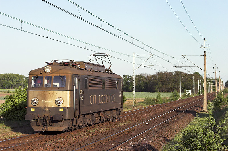 ET21-106 Pamiatkowo 10/5/2011