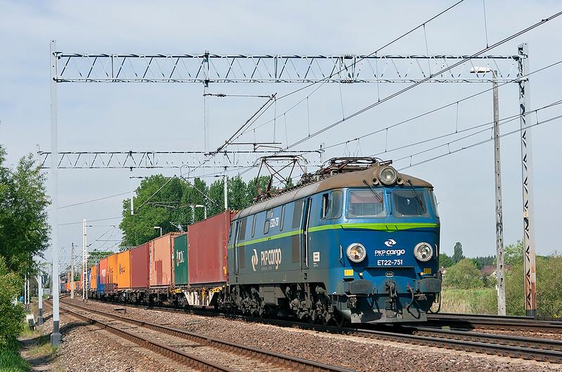 ET22-751 Zbaszyn 11/5/2011