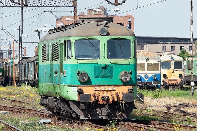 ST43-406 Leszno 11/5/2011