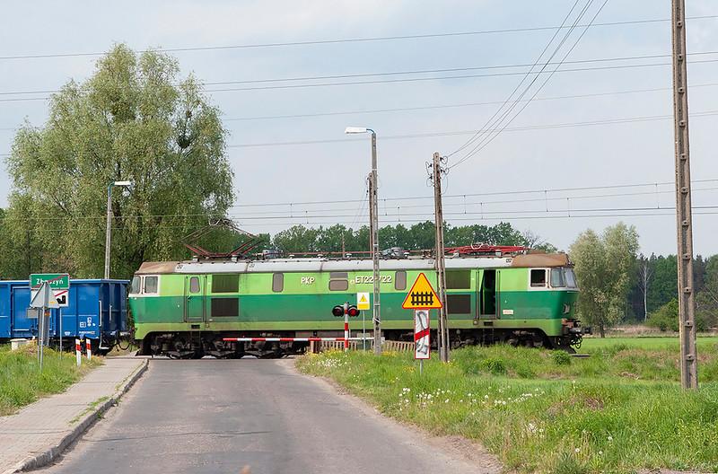 ET22-722 Zbaszyn 12/5/2011