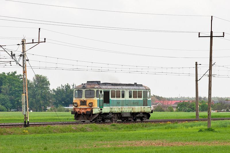 ST43-257 Zbaszyn 12/5/2011