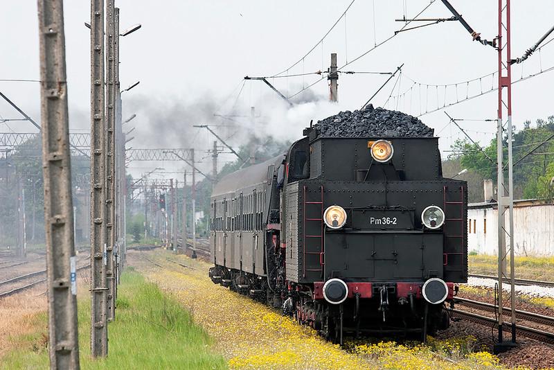 Pm36-2 Zbaszyn 12/5/2011<br /> 70428 1150 Zbaszynek-Leszno