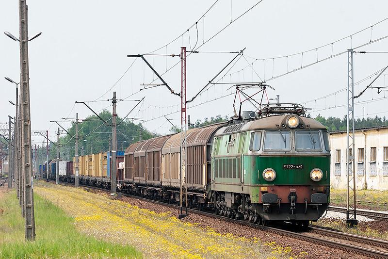 ET22-574 Zbaszyn 12/5/2011