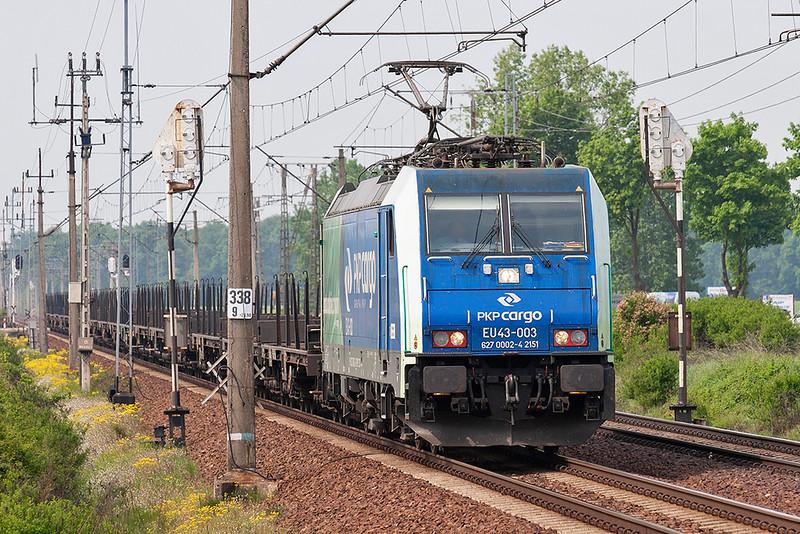 EU43-003 Wojnowice 12/5/2011