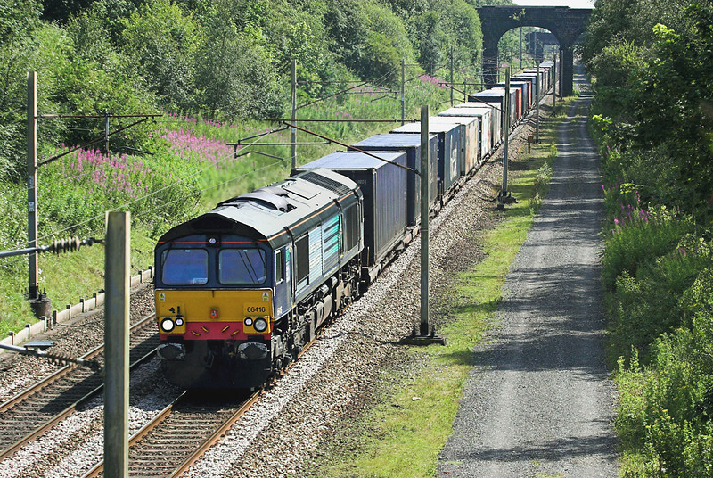 66416 Charnock Richard 14/7/2011<br /> 4S44 1216 Daventry-Coatbridge