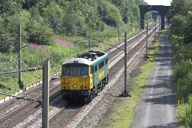 86605 Charnock Richard 14/7/2011<br /> 0Z86 1330 Basford Hall-Mossend