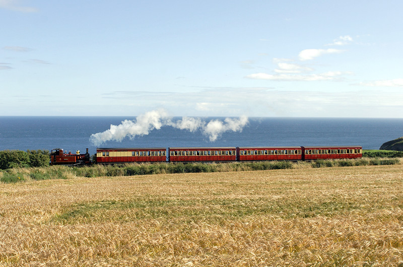 13 'Kissack', Ballashamrock 14/8/2011<br /> 1550 Port Erin-Douglas