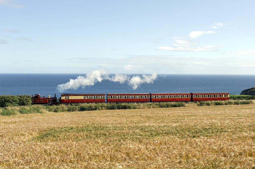 13 'Kissack', Ballashamrock 14/8/2011<br /> 1550 Port Erin-Douglas