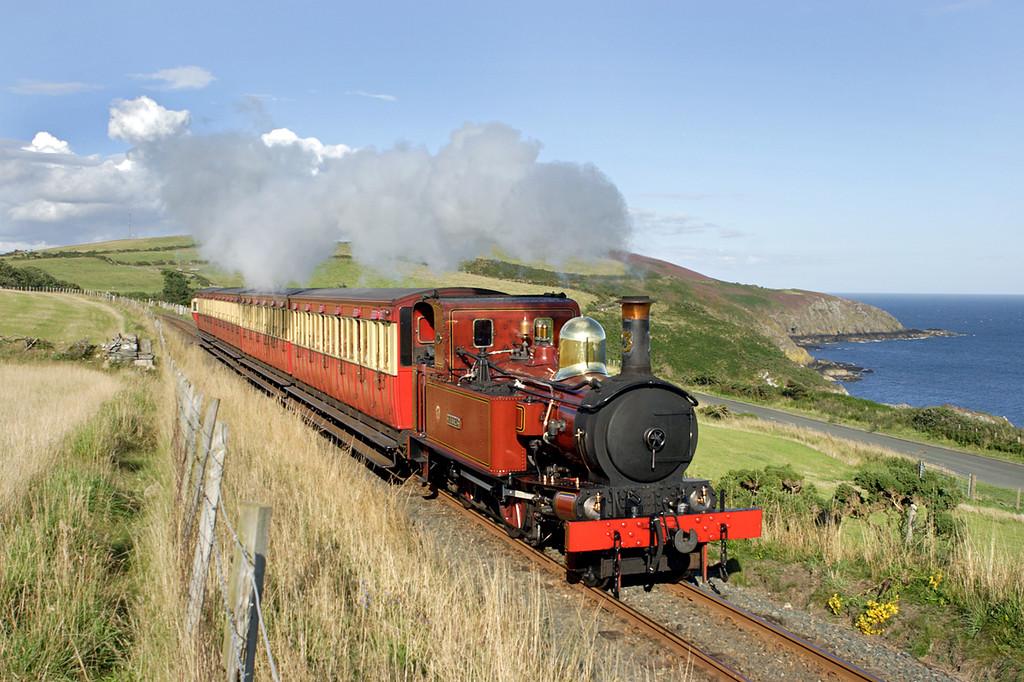 13 'Kissack', Ballashamrock 14/8/2011<br /> 1730 Douglas-Port Erin