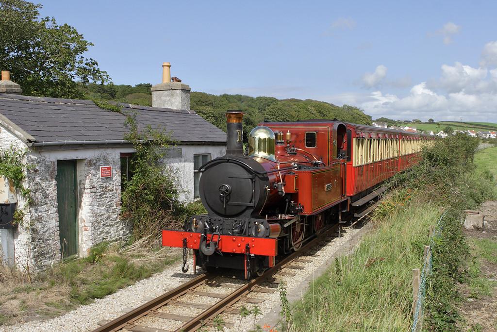 13 'Kissack', Ballagawne 14/8/2011<br /> 1350 Douglas-Port Erin