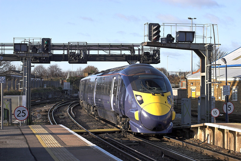 395009 Ramsgate 15/12/2011<br /> 1J16 0840 London St Pancras International-Margate