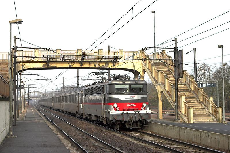 116054 Claremont de L'oise 17/2/2011<br /> 2014 0743 Boulogne Ville-Paris Nord
