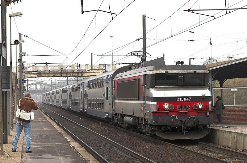 215047 Claremont de L'oise 17/2/2011<br /> 848518 1203 St Just en Chausée-Paris Nord