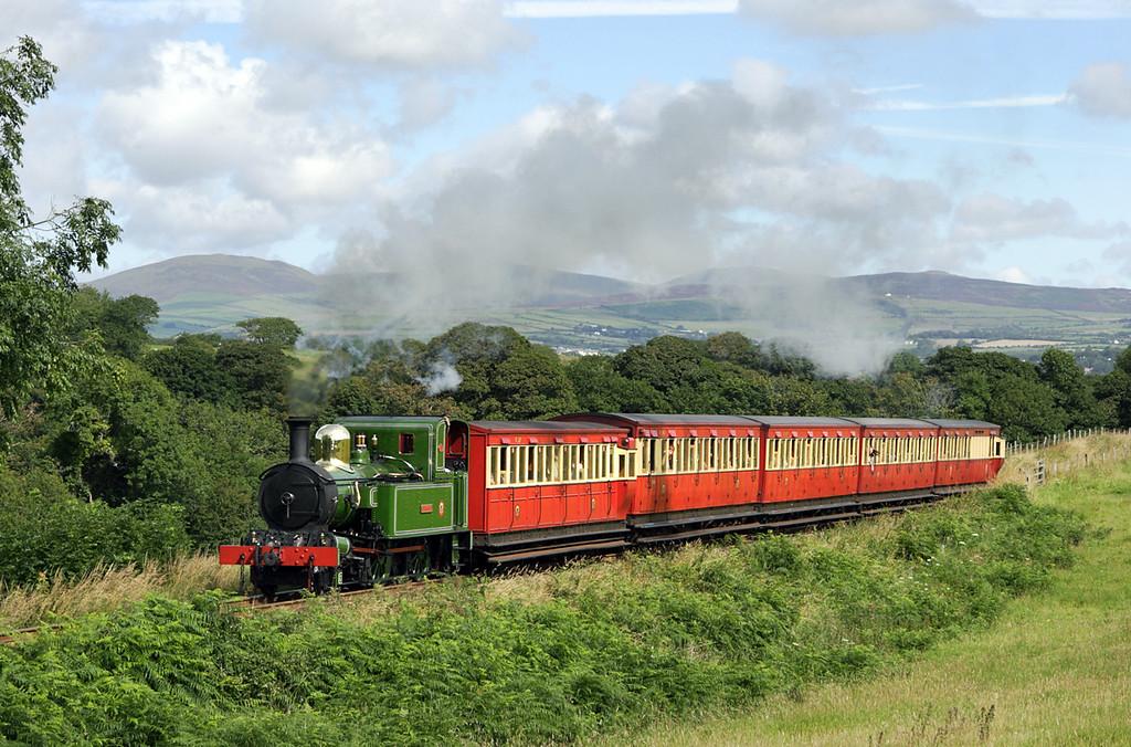 10 'G H Wood, Ellenbrook 17/8/2011<br /> 1150 Douglas-Port Erin